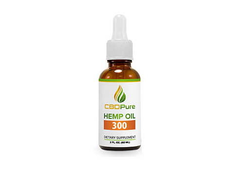 cbdpure hemp oil review