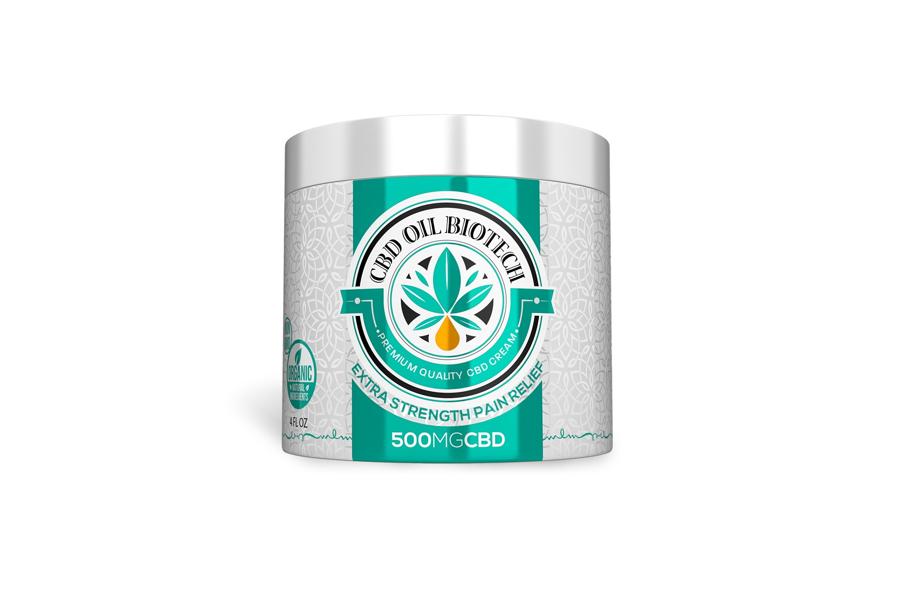 Diamond CBD Biotech Cream