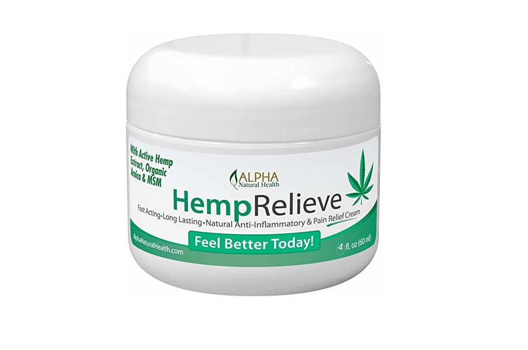 Alpha Natural Help Hemp Relief