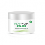 HempWorx Relief Icy Pain Rub