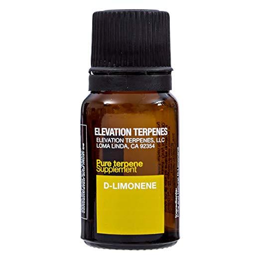 Elevation Terpenes D Limonene Food Grade Natural Terpene
