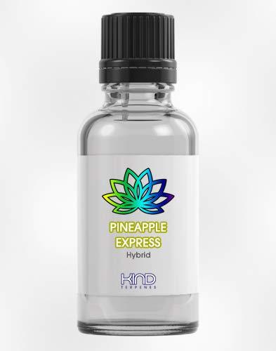 Kind Terpenes Pineapple Express Strain Specific Terpenes