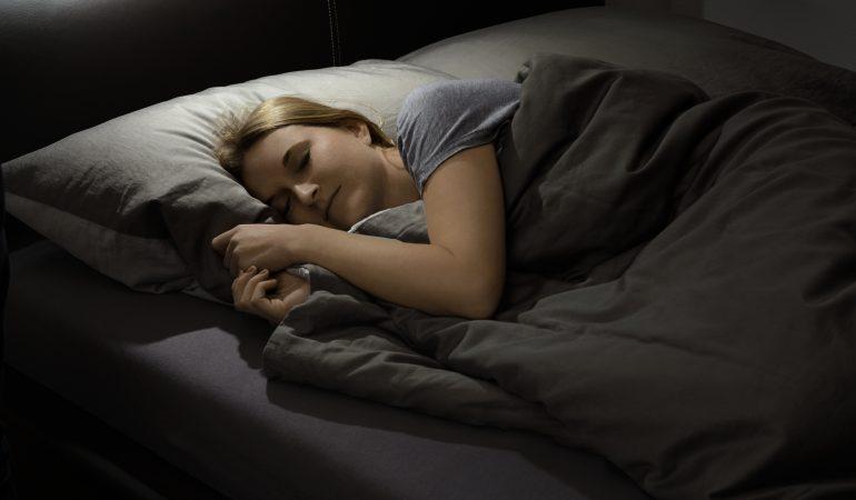 Flau Schlafen